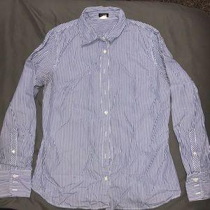 button up jcrew shirt